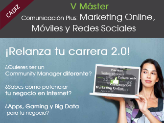 Máster Marketing Online