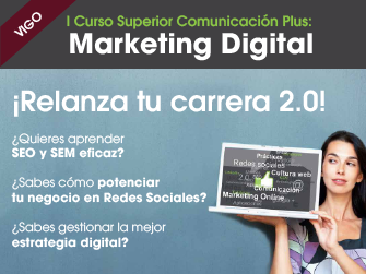 Curso superior de Marketing Digital