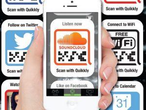 Llega Quikkly… ¿Nuevos códigos QR personalizados?<!--:en-->Comes Quikkly… New custom QR Codes?